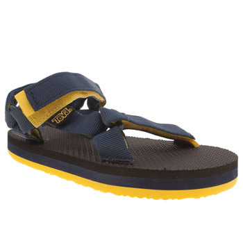 Teva Navy Original Universal Boys Junior