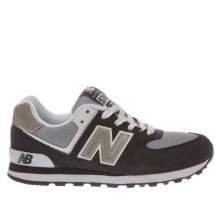 New Balance Navy & Grey 574 Boys Junior