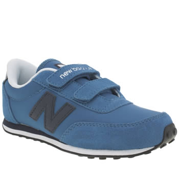 New Balance Blue 410 Boys Junior