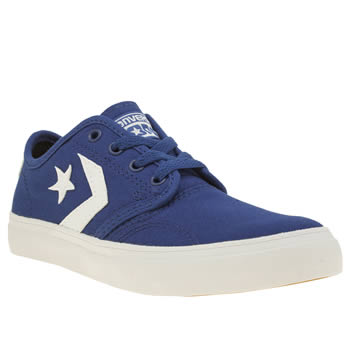 Converse Blue Zakim Boys Junior