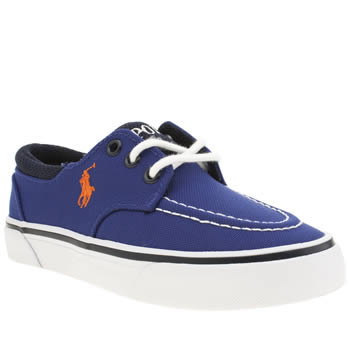 Polo Ralph Lauren Blue Gebhard Boys Junior