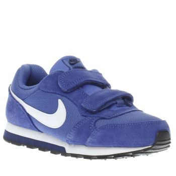 Nike Blue Md Runner 2 Boys Junior