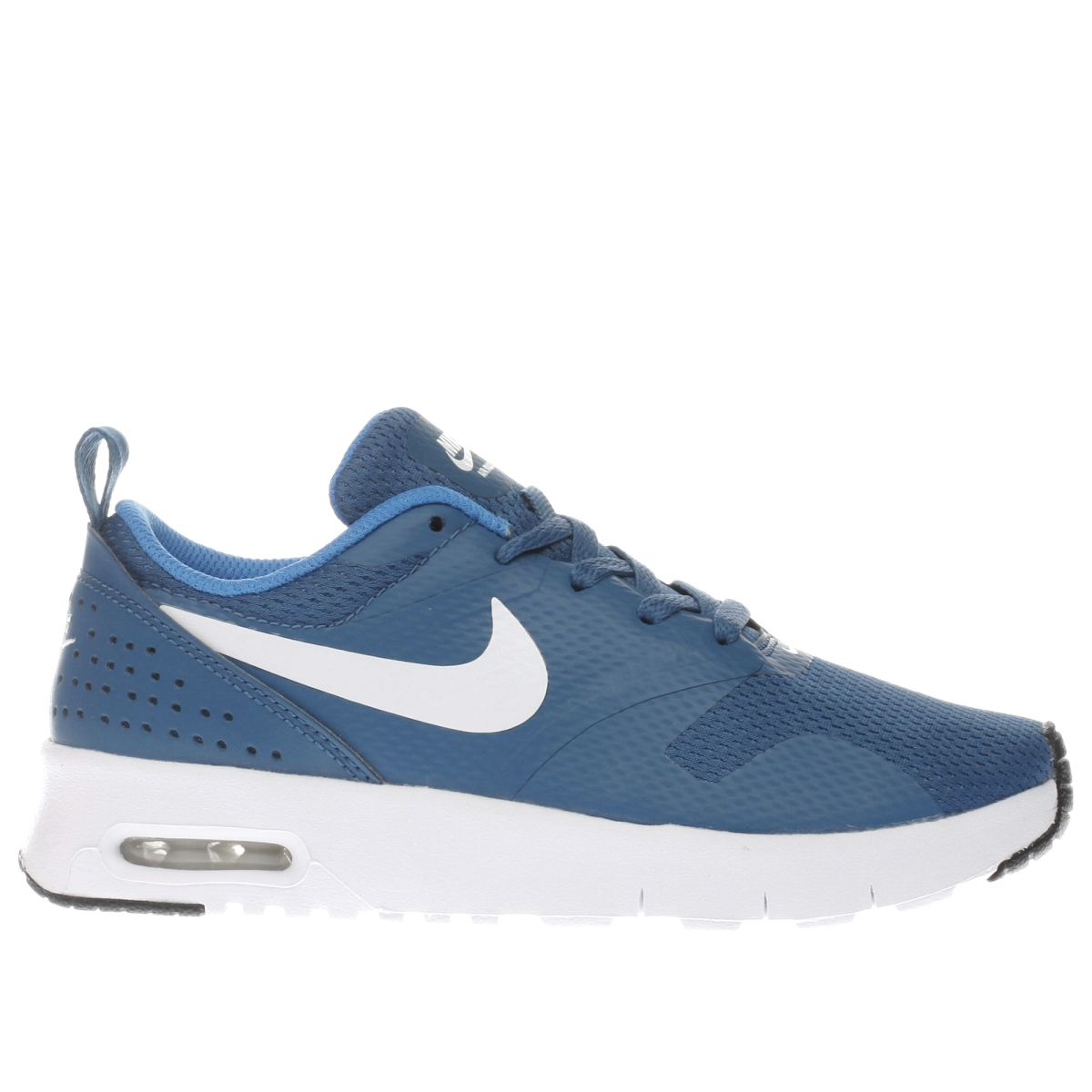 nike blue air max tavas Boys Junior Trainers