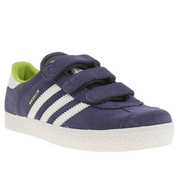 Adidas Navy Gazelle 2 Boys Junior