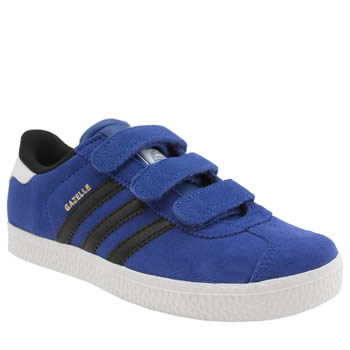 Adidas Blue Gazelle 2 Boys Junior