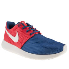 Youth Red Nike Roshe Run