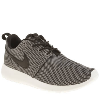 Nike Grey Roshe One Boys Youth