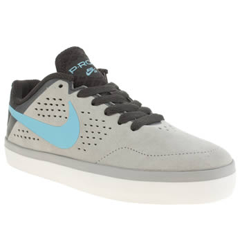 Nike Skateboarding Light Grey Paul Rodriguez Ctd Boys Youth