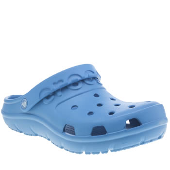 Boys Crocs Blue Hilo Clog K Boys Youth