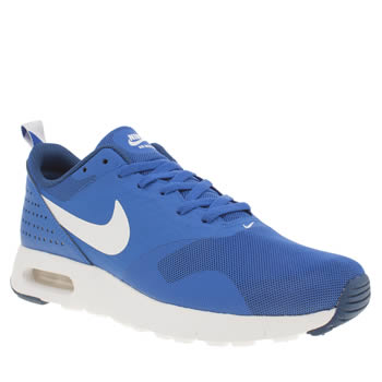 Boys Nike Blue Air Max Tavas Boys Youth