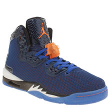 Nike Jordan Blue Jordan Spike Forty Boys Youth
