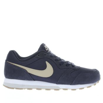 Nike Navy Md Runner 2 Boys Youth