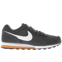 Nike Dark Grey Md Runner 2 Boys Youth