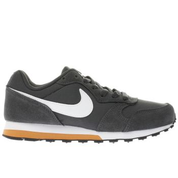Nike Grey Md Runner 2 Boys Youth
