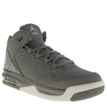 Nike Jordan Grey Flight Origin Boys Youth