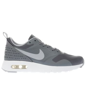Nike Grey Air Max Tavas Boys Youth