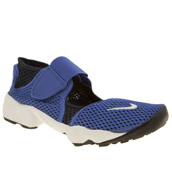 Nike Blue Rift Br Boys Youth