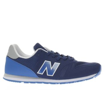 New Balance Blue 373 Boys Youth