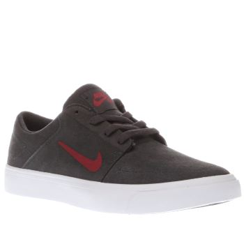 Nike Sb Grey Portmore Boys Youth