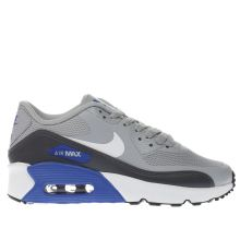 Nike Grey Air Max 90 Ultra Boys Youth