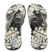 Toms Black & White Verano Boys Youth