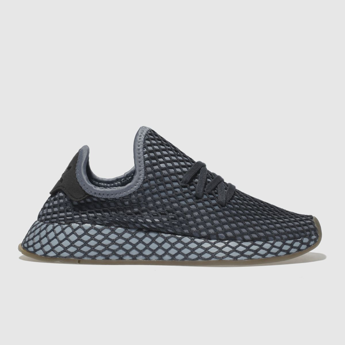 Adidas Blue Deerupt Runner Trainers Youth