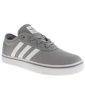 Adidas Grey Adi Ease Boys Youth