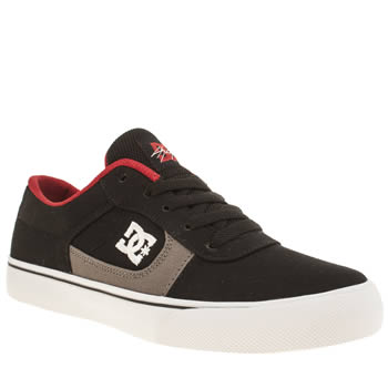 Dc Shoes Dark Grey Cole Pro Tx Yth Boys Youth