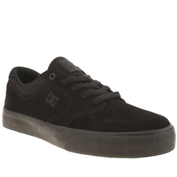 Dc Shoes Black Nyjah Vulc Boys Youth