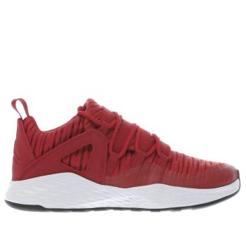 Nike Jordan Red Sw Formula 23 Boys Youth