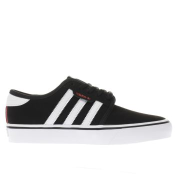 Adidas Black Seeley Boys Youth