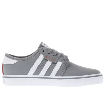 Adidas Grey Seeley Boys Youth