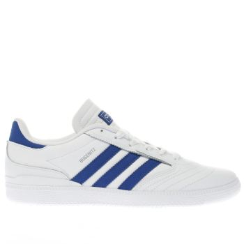 Adidas White Busenitz Boys Youth