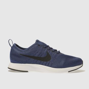 Nike Navy Dualtone Racer Boys Youth