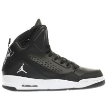 Nike Jordan Black Sc-3 Boys Youth