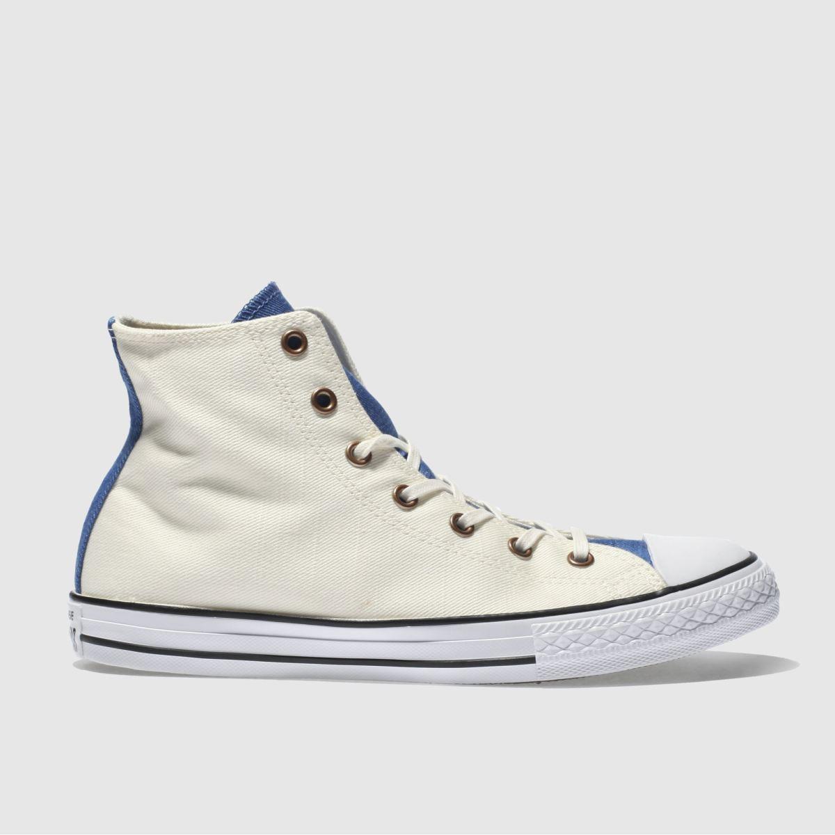 Converse Natural Chuck Taylor All Star Hi Boys Youth Trainers
