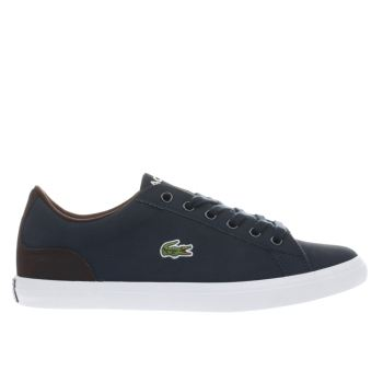Lacoste Navy Lerond Boys Youth