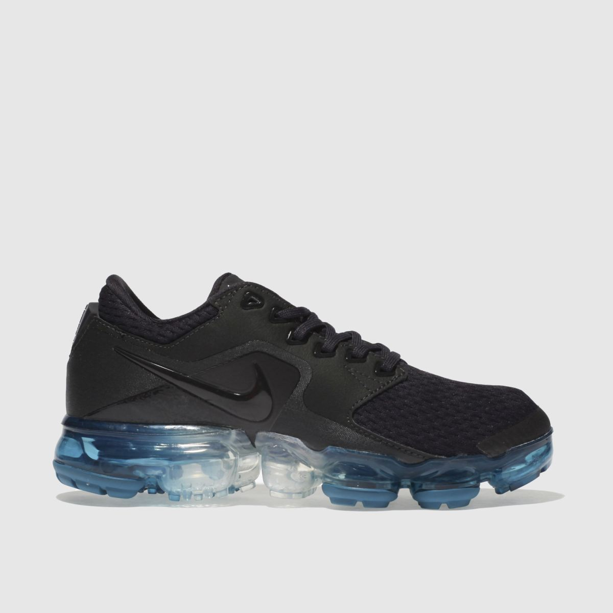 Nike Black And Blue Air Vapormax Boys Youth Youth