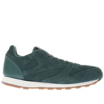 Reebok Green Classic Boys Youth