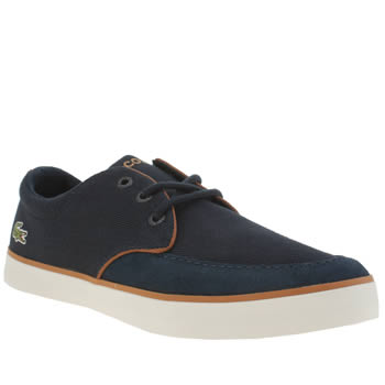 Lacoste Navy Sevrin 116 Boys Youth