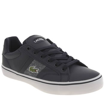 Lacoste Navy Fairlead Boys Youth