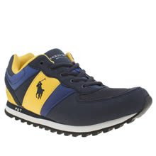 Polo Ralph Lauren Navy Slaton Boys Youth