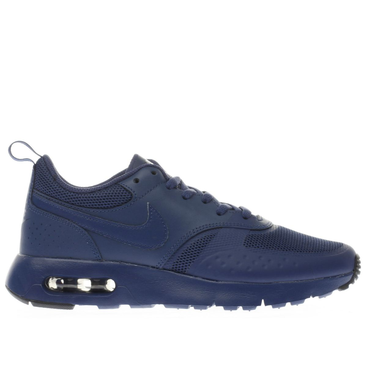 nike navy air max vision Boys Youth Trainers