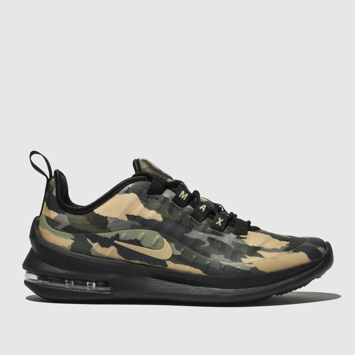 Nike Brown & Black Air Max Axis Trainers Youth