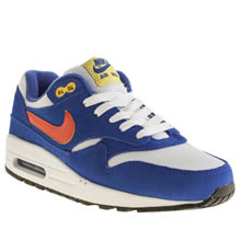 Youth Blue Nike Air Max 1