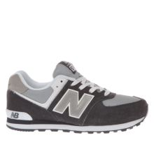New Balance Navy & Grey 574 Boys Youth