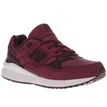 New Balance Burgundy 530 Boys Youth