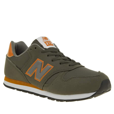 New Balance 373 Dark Green