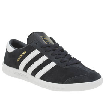 Adidas Navy Hamburg Boys Youth