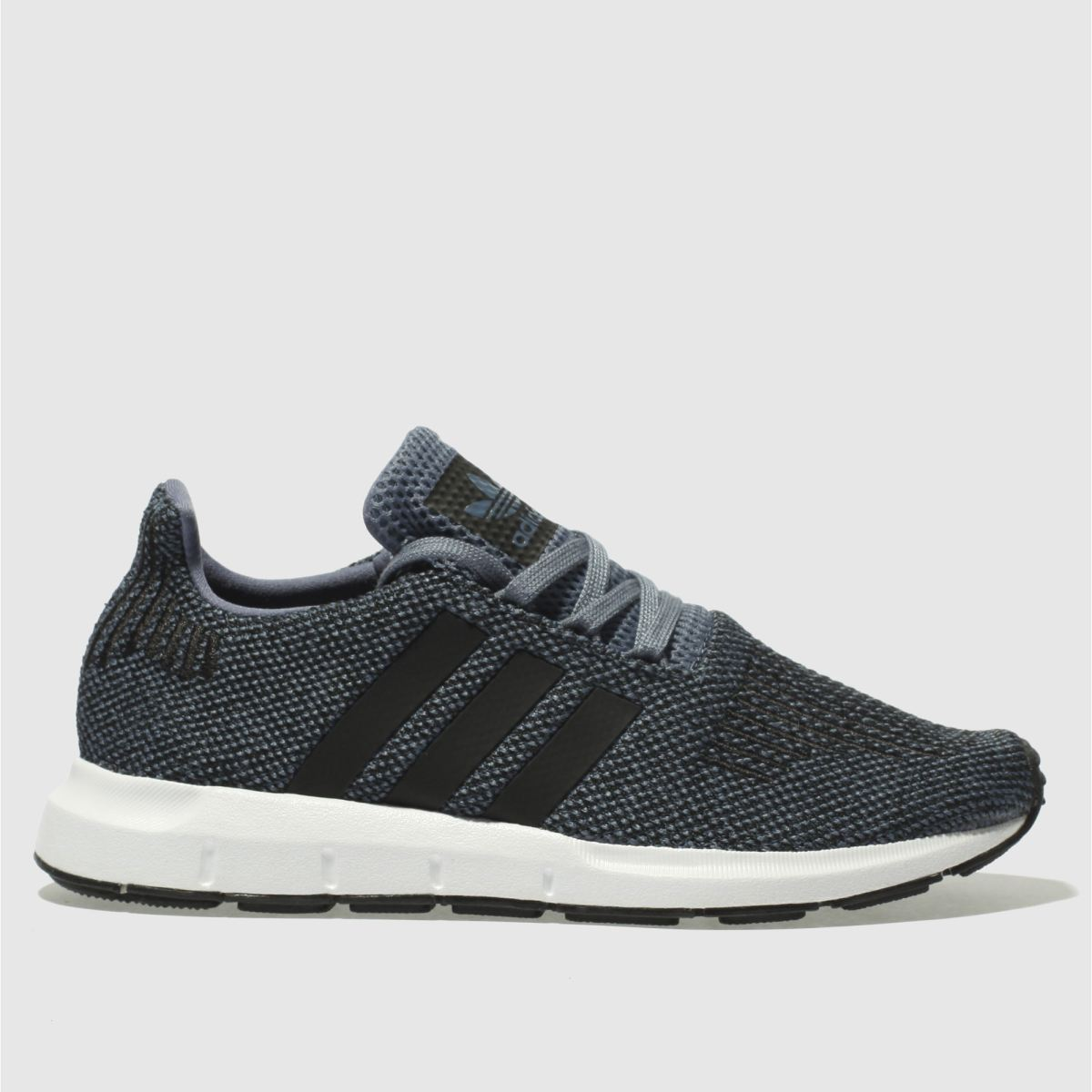 Adidas Blue Swift Run Trainers Youth